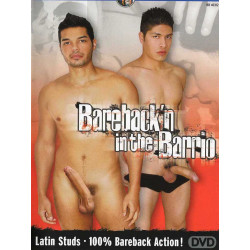Bareback`n In The Barrio DVD (15874D)