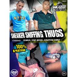 Sneaker Sniffing Thugs DVD (15888D)