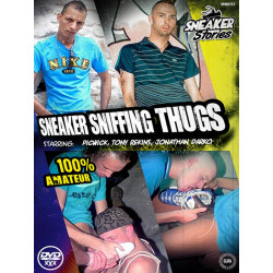 Sneaker Sniffing Thugs DVD (15888D)