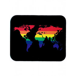 Rainbow World Mousepad (T1058)