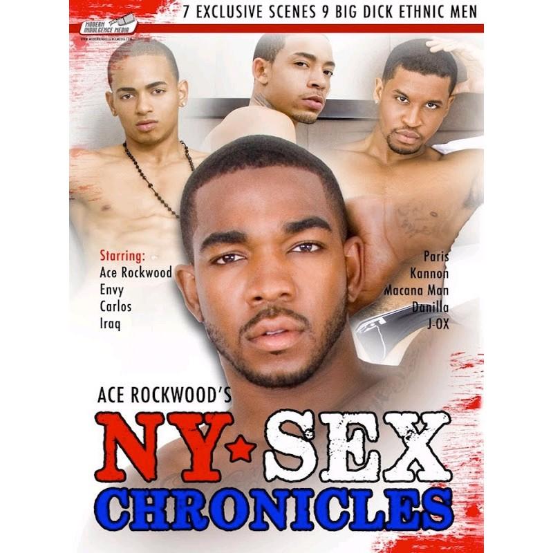 Resultado de imagem para NY SEX CHRONICLES ace rockwoods