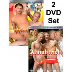 Almabtrieb & Sprizz!Werk 2-DVD-Set