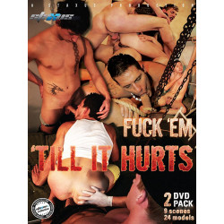 Fuck `Em `Till It Hurts 2-DVD-Set (08697D)