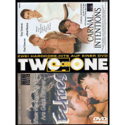 Two On One (Echoes + Carnal Intentions) DVD (15820D)