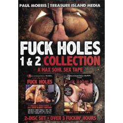 Fuck Holes 1 & 2 2-DVD-Set (16018D)