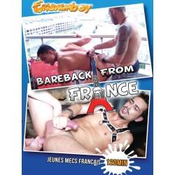 Bareback from France DVD (16064D)