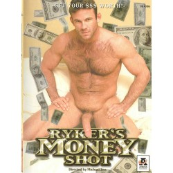 Ryker`s Money Shot DVD