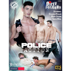 Police Action DVD (16156D)