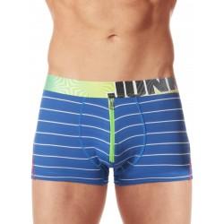 Junk Rumba Zip Trunk Underwear Royal (T5616)