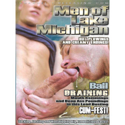 Men of Lake Michigan DVD (16196D)