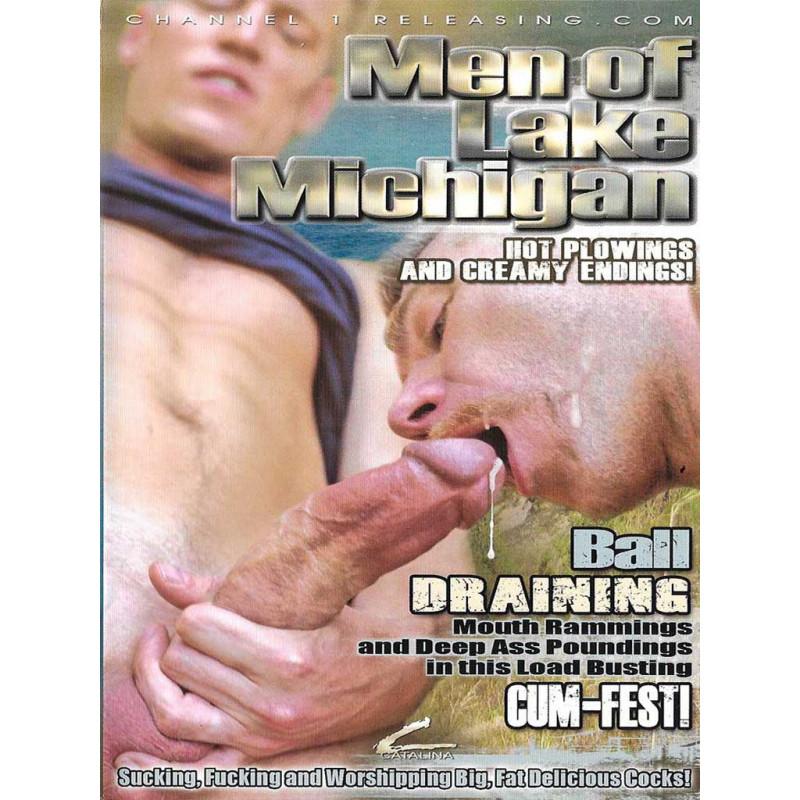 Men of Lake Michigan DVD (16196D)