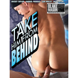Take Him From Behind DVD (16135D)