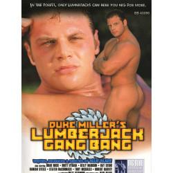 Lumberjack Gang Bang DVD (02810D)