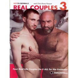 Real Couples #3 DVD (03457D)