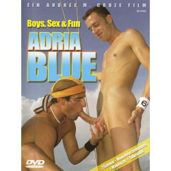 Adria Blue DVD (15785D)