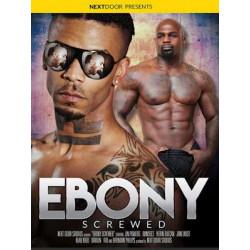 Ebony Screwed DVD (Next Door Studios) (16252D)