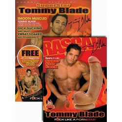 SuperStar Tommy Blade FleshPhallix Penis & DVD-Set (16014D)