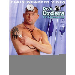 Dr`s Orders I Manipulation DVD (Plain Wrapped) (01721D)