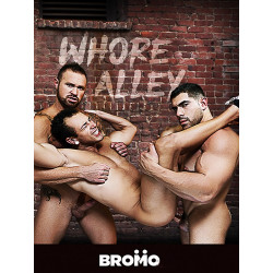 Whore Alley DVD (16164D)