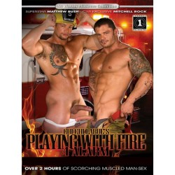 Playing with Fire, 4 Alarm DVD (06079D)