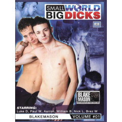 Small World Big Dicks #1 DVD (11882D)