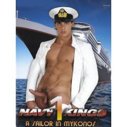 Navy Kings #1 - A Sailor In Mykonos DVD (15763D)