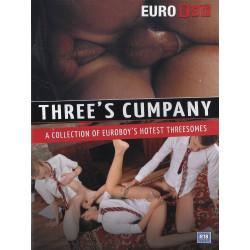 Three`s Cumpany DVD (16385D)