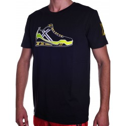 BoXer Sneaker T-Shirt Reflector Yellow (T5570)