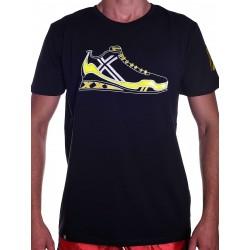 BoXer Sneaker T-Shirt Reflector Yellow