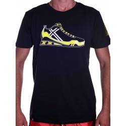 BoXer Sneaker T-Shirt Reflector Yellow
