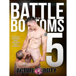 Battle of the Bottoms #5 DVD (16315D)