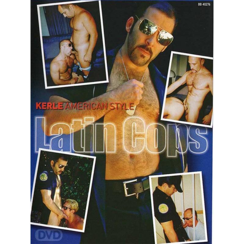 Latin Cops DVD (15740D)