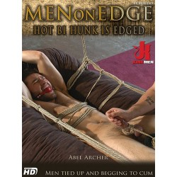 Hot Bi Hunk is Edged DVD (16461D)
