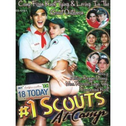 Scouts At Camp #1 DVD (15690D)