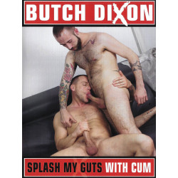 Splash My Guts With Cum DVD (16456D)