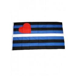 Leather Pride Flag 90 x 150 cm (T2807)