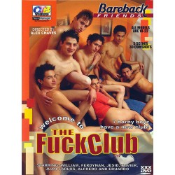 Welcome To The FuckClub DVD (03579D)