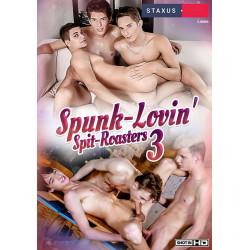 Spunk-Lovin` Spit-Roasters #3 DVD (16450D)