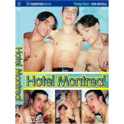Hotel Montreal DVD (15568D)