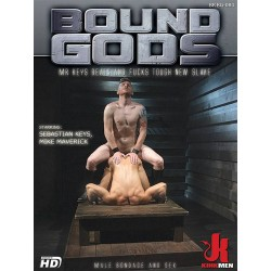 Mr Keys Beats And Fucks Tough New Slave DVD (16472D)