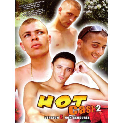Hot Cast 2 - Version X DVD (03011D)