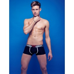 Supawear Supa Fly Trunk Underwear Black (T3044)