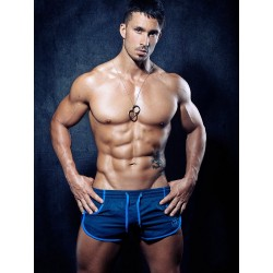 2Eros Icon Shorts Dark Navy/Blue (Zyzz Shorts)