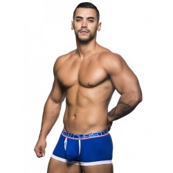 Andrew Christian Fly Tagless Boxer Underwear Royal Blue (T5490)