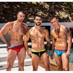 Andrew Christian Boy Brief Superhero 3-Pack Underwear Multi