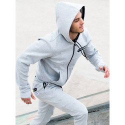 Supawear Apex Jacket Grey Marle (T5641)