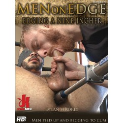 Edging A Nine Incher DVD (16463D)