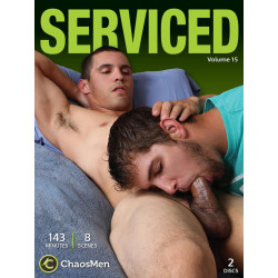 Serviced #15 2-DVD-Set (15998D)