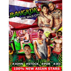 Bangkok- The Wild City DVD (16523D)