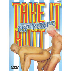 Take It Up Your Butt DVD (15786D)
